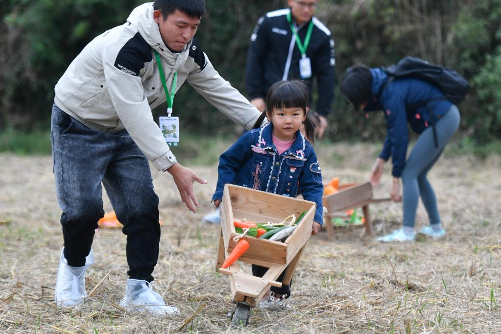 浙江宁波:山乡里的生态文化节