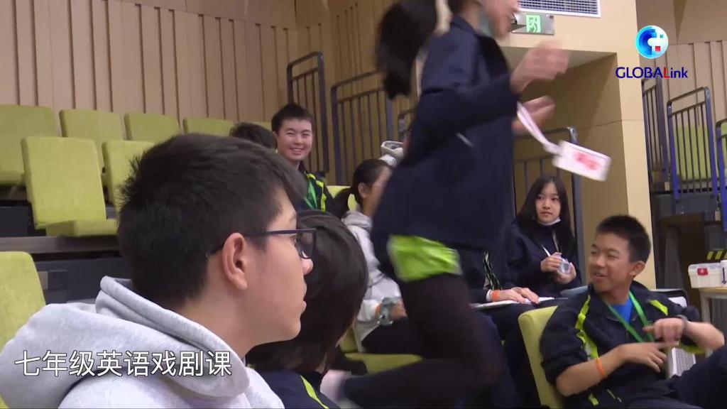 全球连线|走进上海校园,探索英语教育回归本源