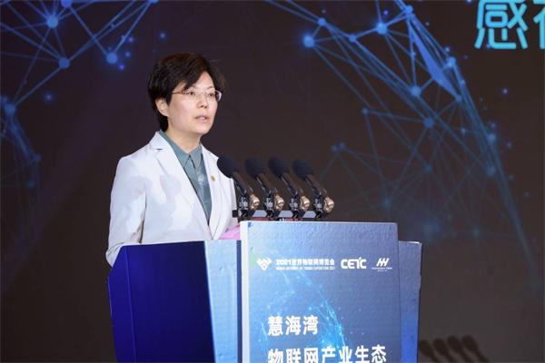 """聚焦""""慧海湾"""" 发力长三角 无锡高新区加速优化物联网产业生态"""